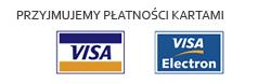 Płatności kartami VISA